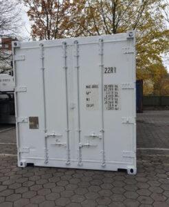 używane kontenery chłodnicze